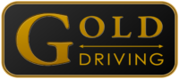 Gold Driving Logo