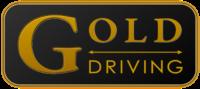 Gold Driving Logo